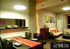 日式风格室内装修餐厅效果图欣赏大全