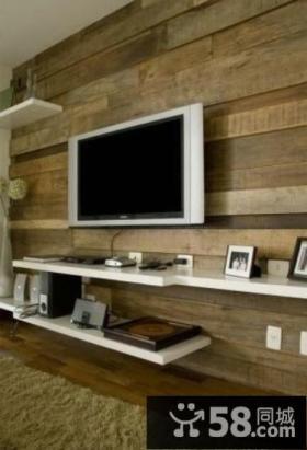 家装设计优质电视背景墙图