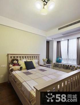 小户型儿童房间布置图片