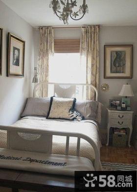简约风格特小卧室装修效果图