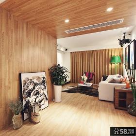 混搭风格简约地板设计图