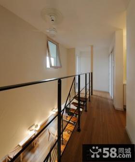 复式家居楼梯间装修设计