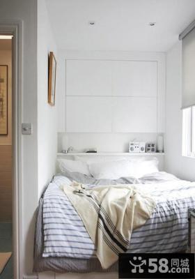 阳台改小卧室装修效果图