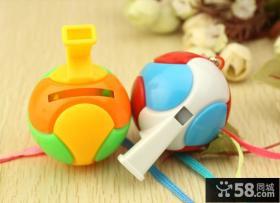 儿童球状口哨创意玩具图片