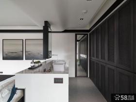 现代复式房屋室内装修设计