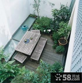 2013阳台花园设计