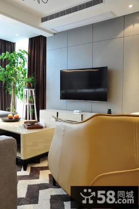 家居设计室内客厅电视背景墙大全