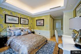 新古典风格卧室饰品图片