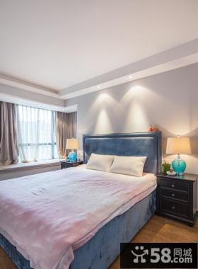 欧式复古装饰卧室效果图片