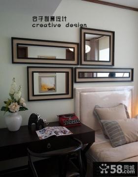 现代简约房间装饰图片
