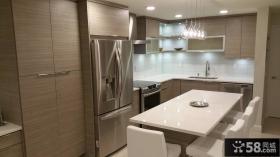 时尚6平米家居厨房设计效果图