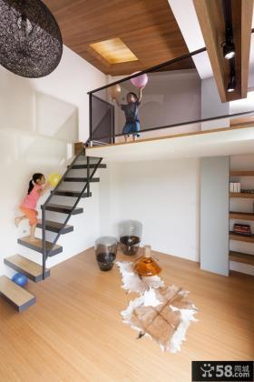 复式家装小楼梯设计