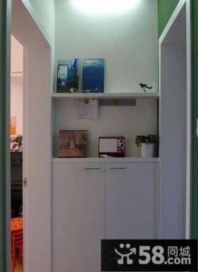 小户型玄关装修方案实例