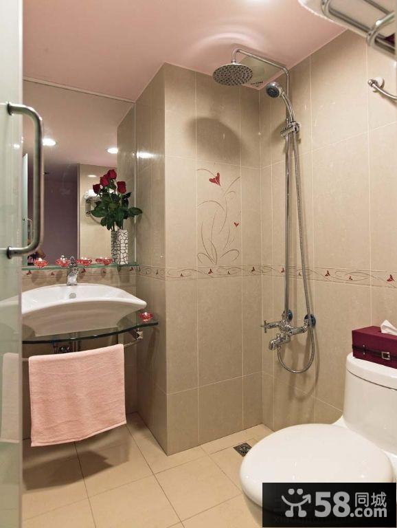 厕所 家居 设计 卫生间 卫生间装修 装修 578_768 竖版 竖屏