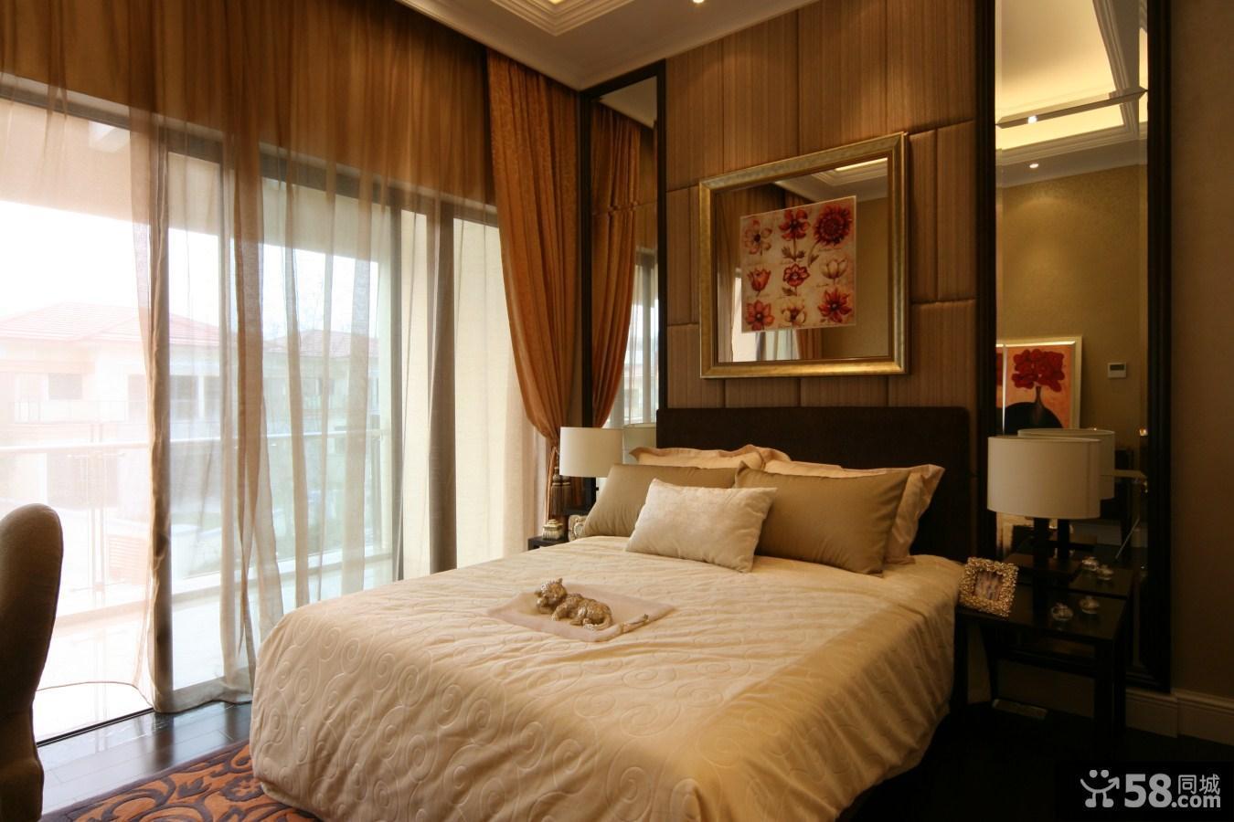 10平米精装卧室装修效果图大全