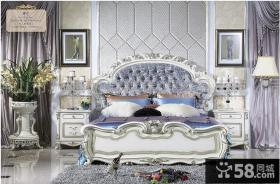 欧式卧室高档家具图片