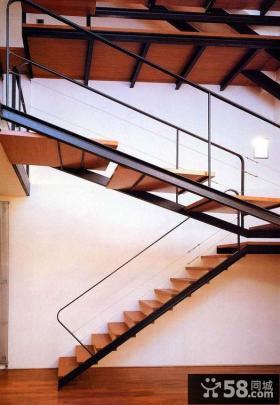 农村小别墅楼梯设计图