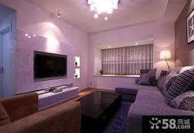 装修设计室内客厅电视背景墙