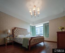 复古欧式风格卧室效果图欣赏