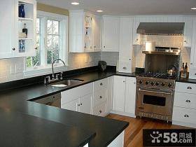 简约厨房台面设计