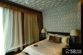 豪华古典中式卧室装修