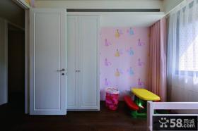 优质美式现代风格儿童房装修设计图片