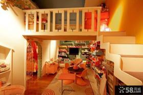 优质复式儿童房装修效果图