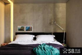 8万打造80平现代欧式风格卧室装修图片
