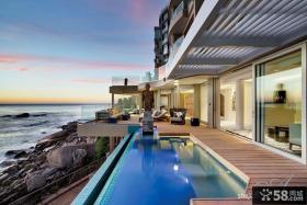 别墅露天阳台设计图欣赏