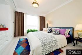 家庭混搭卧室布置装饰