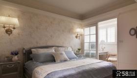 简欧风格卧室室内装修设计图片欣赏