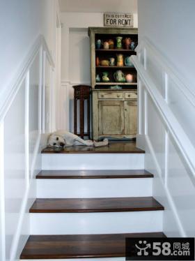 别墅封闭楼梯间图片欣赏