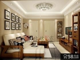简约小户型客厅装修效果图欣赏