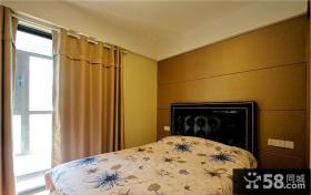 现代欧式风格装潢设计卧室欣赏