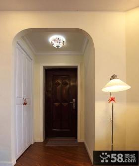 欧式风格室内玄关装饰效果图