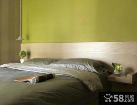 后现代风卧室床头灯具图片大全