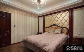 欧式古典卧室布置案例