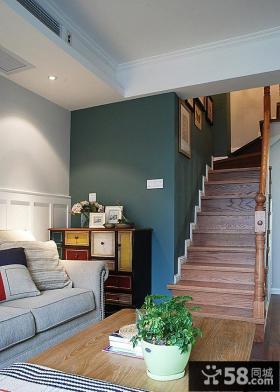 复式家居小楼梯设计