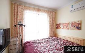 田园气息甜美风格卧室设计