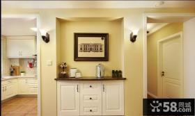 门厅装饰画图片