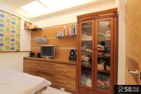 现代设计装修卧室衣柜图片欣赏大全