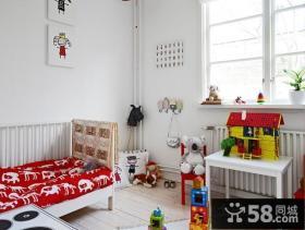 小户型儿童房间装饰效果图