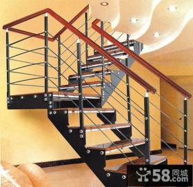 家装楼梯效果图