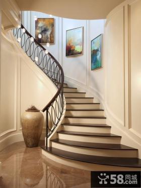 宜家装修设计楼梯效果图大全