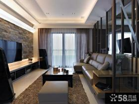 120平米宜家风格三居设计装饰效果图