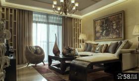 新古典风格别墅室内装饰效果图