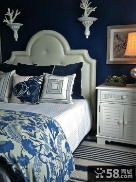 二室一厅现代卧室装修效果图大全2014图片