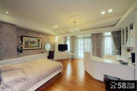 新古典唯美卧室装修