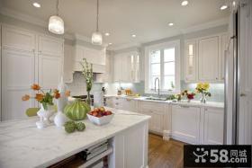 欧式风格厨房装饰图片欣赏
