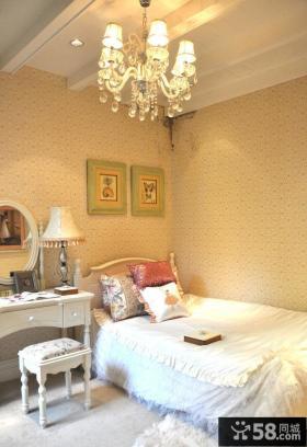 小户型家庭房间装修图片